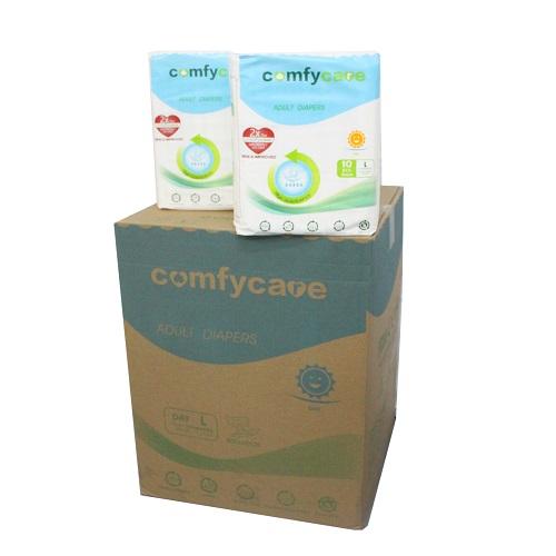 Comfy Day L w carton